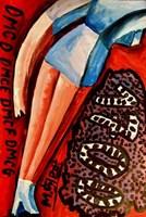 Obraz do salonu artysty Mirosław Śledź pod tytułem Untiled 034