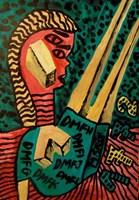 Obraz do salonu artysty Mirosław Śledź pod tytułem Untiled 035