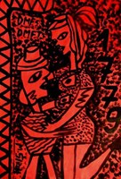 Obraz do salonu artysty Mirosław Śledź pod tytułem Untiled 039