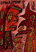 Obraz do salonu artysty Mirosław Śledź pod tytułem Untiled 044