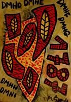 Obraz do salonu artysty Mirosław Śledź pod tytułem Untiled 045