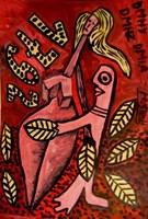 Obraz do salonu artysty Mirosław Śledź pod tytułem Untiled 046