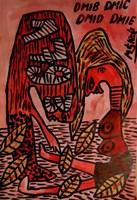 Obraz do salonu artysty Mirosław Śledź pod tytułem Untiled 047