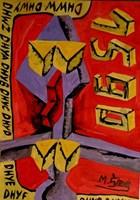 Obraz do salonu artysty Mirosław Śledź pod tytułem Untiled 0011