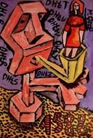 Obraz do salonu artysty Mirosław Śledź pod tytułem Untiled 0013