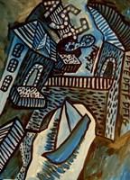 Obraz do salonu artysty Mirosław Śledź pod tytułem Untiled 0017