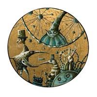 Obraz do salonu artysty Magdalena Rytel-Skorek pod tytułem Ta bajka jest o Tobie i o mnie