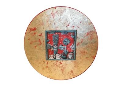 Obraz do salonu artysty Magdalena Rytel-Skorek pod tytułem Podróż do Chin