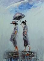 Obraz do salonu artysty Dariusz Grajek pod tytułem Parasol....