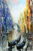 Obraz do salonu artysty Dariusz Grajek pod tytułem Venice .....