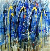 Obraz do salonu artysty Dariusz Grajek pod tytułem xxx