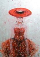 Obraz do salonu artysty Dariusz Grajek pod tytułem Lady....