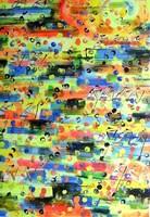 Obraz do salonu artysty Dariusz Grajek pod tytułem Na kanadyjkach....