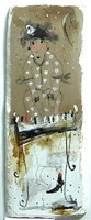 Obraz do salonu artysty Dariusz Grajek pod tytułem Piano....