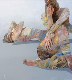 Obraz do salonu artysty Adam Wątor pod tytułem Uczucie