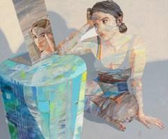 Obraz do salonu artysty Adam Wątor pod tytułem Nostalgia