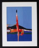Obraz do salonu artysty Zbigniew Nowosadzki pod tytułem No titled