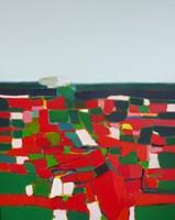 Obraz do salonu artysty Zbigniew Nowosadzki pod tytułem Pejzaż