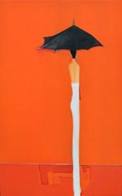 Obraz do salonu artysty Zbigniew Nowosadzki pod tytułem Parasol ochronny