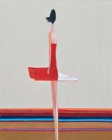 Obraz do salonu artysty Zbigniew Nowosadzki pod tytułem Taniec