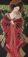 Obraz do salonu artysty Iwona Wierkowska-Rogowska pod tytułem Takadama
