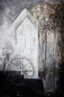 Obraz do salonu artysty J. Aurelia Sikiewicz-Wojtaszek pod tytułem Młyn
