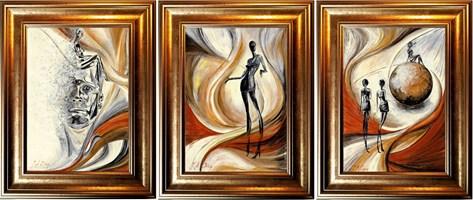 Obraz do salonu artysty J. Aurelia Sikiewicz-Wojtaszek pod tytułem Arkadia