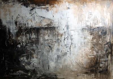 Obraz do salonu artysty J. Aurelia Sikiewicz-Wojtaszek pod tytułem Wspomnienie