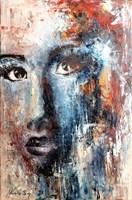 Obraz do salonu artysty J. Aurelia Sikiewicz-Wojtaszek pod tytułem Magia spojrzenia