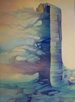 Obraz do salonu artysty Piotr Horodynski pod tytułem Bramy wczorajszego jutra