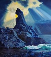 Obraz do salonu artysty Piotr Horodynski pod tytułem Prosto w światło