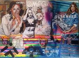 Obraz do salonu artysty Ilona  Foryś pod tytułem Collage