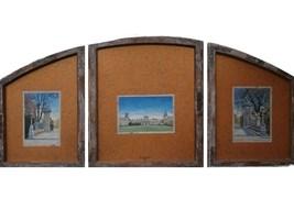 Obraz do salonu artysty Jan Bembenista pod tytułem Pocztówka z Wilanowa