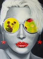 Obraz do salonu artysty Michał Zalewski pod tytułem Rockstar