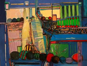 Obraz do salonu artysty Piotr Rembieliński pod tytułem Wielkie tęsknoty