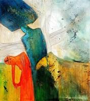 Obraz do salonu artysty Aneta Barglik pod tytułem Więź