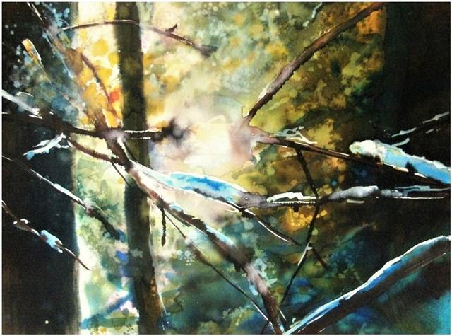 Obraz do salonu artysty Joanna Magdalena pod tytułem Miraż