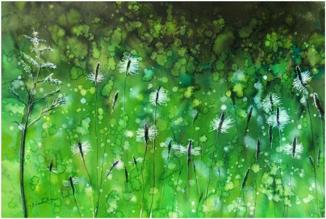 Obraz do salonu artysty Joanna Magdalena pod tytułem Igraszki
