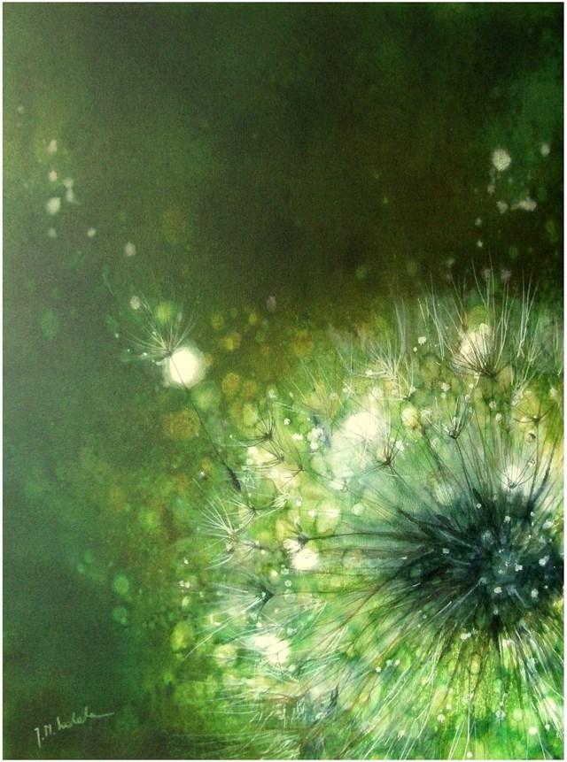 Obraz do salonu artysty Joanna Magdalena pod tytułem Mistyka