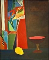 Obraz do salonu artysty Joanna Sadecka pod tytułem Przedmioty