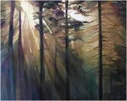 Obraz do salonu artysty Joanna Sadecka pod tytułem Aspiracje