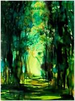 Obraz do salonu artysty Joanna Sadecka pod tytułem Zaproszenie