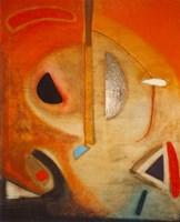 Obraz do salonu artysty Joanna Sadecka pod tytułem Konstelacje
