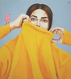 Obraz do salonu artysty Renata Magda pod tytułem Lafy X