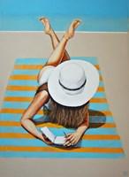 Obraz do salonu artysty Renata Magda pod tytułem Myśli nie zapisane