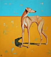 Obraz do salonu artysty Renata Magda pod tytułem Południową porą V