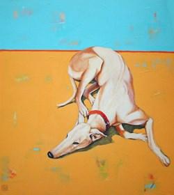 Obraz do salonu artysty Renata Magda pod tytułem Spoczywając ...