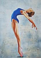Obraz do salonu artysty Renata Magda pod tytułem Czasoprzestrzeń ...