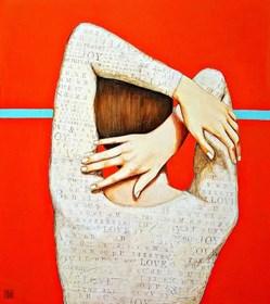 Obraz do salonu artysty Renata Magda pod tytułem Małe myśli ...