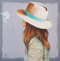 Obraz do salonu artysty Renata Magda pod tytułem Ulotne momenty